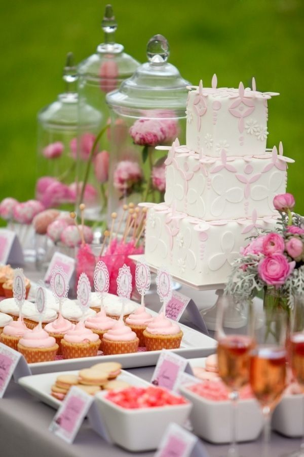 ideas para bodas: candy table